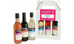 Personalised Mums Wine Cellar Gift Box