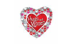 Hugs 'n' Kisses Balloon