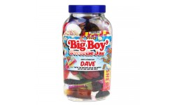 Big Boy Personalised Sweet Jar