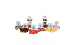 Personalised 8 Sweet Letters