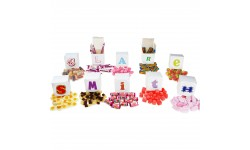 Personalised 10 Sweet Letters