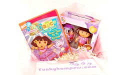 Dora The Explorer Gift Set