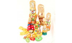Funky Easter Chocolate Mix