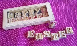Happy Easter Chocolate Gift