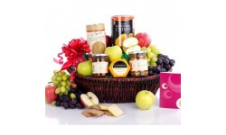 Ploughmans Lunch Gift Basket
