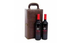 Red Wine Duet Case