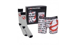 Ghostbusters Boxers and Socks Gift
