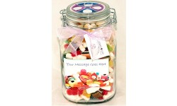 Personalised Sweet Jar Large