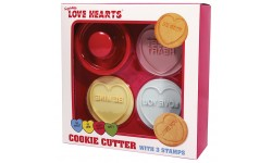 Love Hearts Cookie Cutter