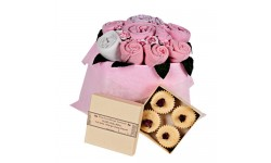 Mummy and Me Pink Gift Set