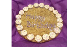 Personalised Giant 25cm Cookie