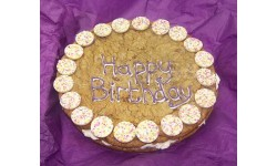 Personalised Giant 25cm Cookie Cake
