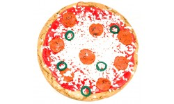 Giant Pizza Cookie