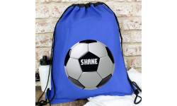 Personalised Football Kit Bag