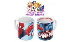 Spiderman Cuppa Sweets
