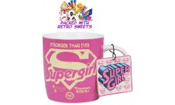 Supergirl Cuppa Sweets