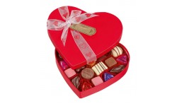 Red Heart Luxury Chocolates