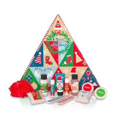 12 Days Of Christmas Beauty Calendar - SALE - WAS £14.99