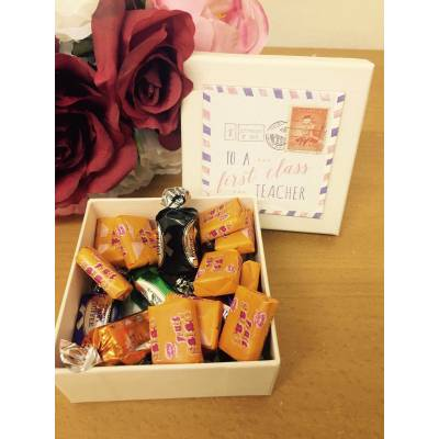 1st Class Teacher Box - Teacher Gifts