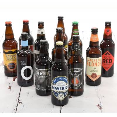 Three Nations Beer Gift - Beer Gifts