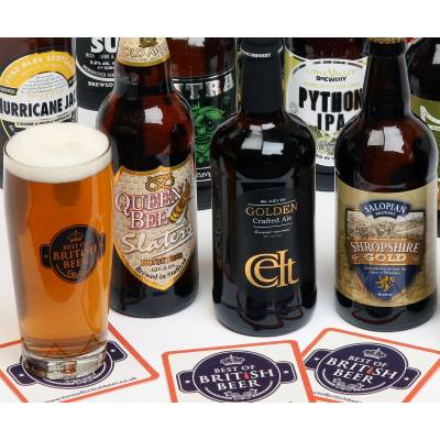 3 Pack of Speciality Ale - Pub Gifts