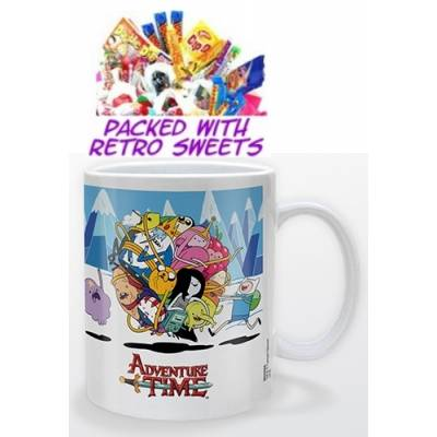 Adventure Time Cuppa Sweets