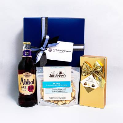 Craft Ale and Snacks Hamper