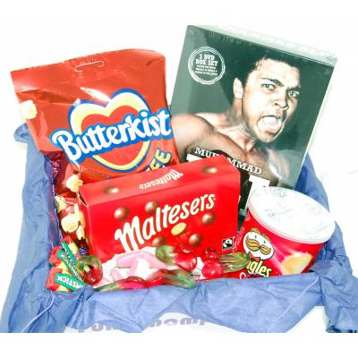 Muhammad Ali Movie Box - Funkyhampers Gifts