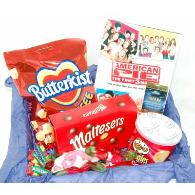 American Pie Trilogy Movie Box - Funkyhampers Gifts