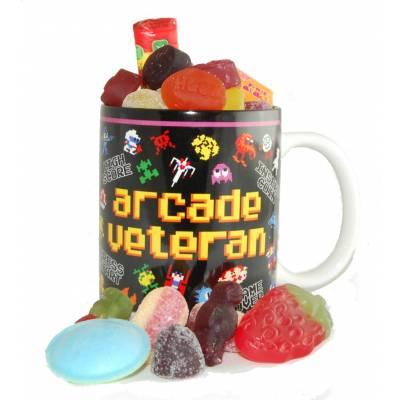 Arcade Veteran Cuppa Sweets