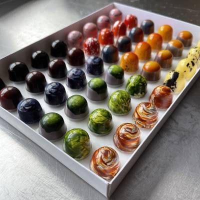 Build Your Own Luxury Box of Chocolates 12 Piece