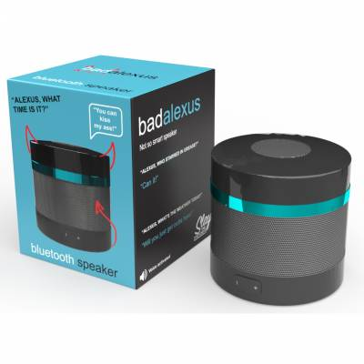 Bad Alexus Bluetooth Speaker