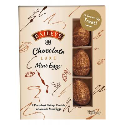 Baileys Luxe Chocolate Mini Eggs