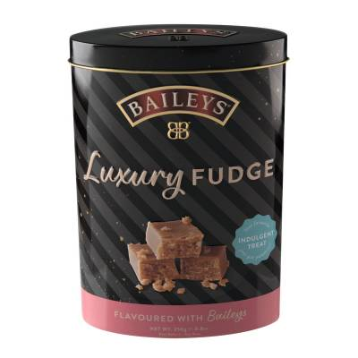 Luxury Baileys Fudge Tin