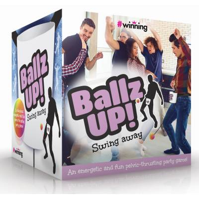 Ballz Up Party Game