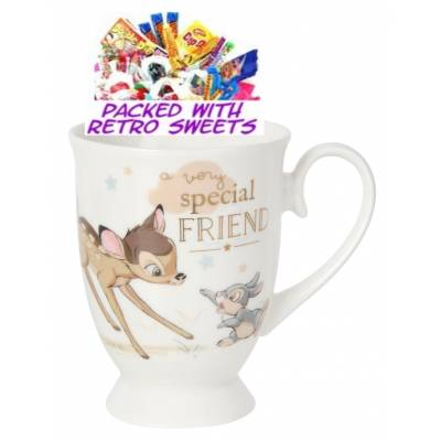 Bambi Special Friend Cuppa Sweets - Sweets Gifts