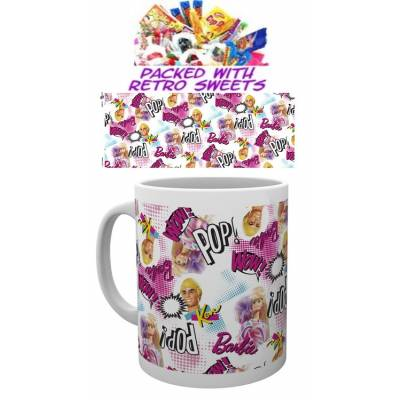 Barbie and Ken Cuppa Sweets