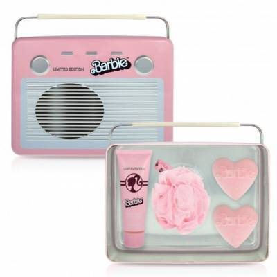 Barbie Beauty Gift Tin