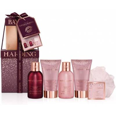 Baylis & Harding Cranberry Martini Mini Stack Gift Set