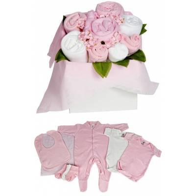 Baby Girl Blossom Box - Baby Girl Gifts