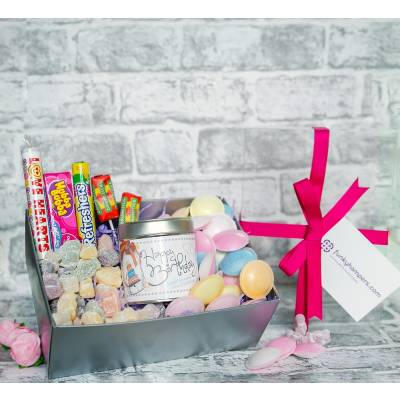 Birthday Candle Gift Box