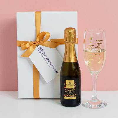 Birthday Prosecco Gift - Funkyhampers Gifts
