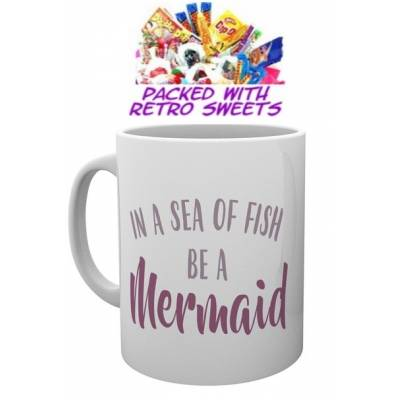 Be A Mermaid Cuppa