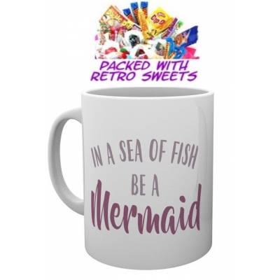 Be A Mermaid Cuppa
