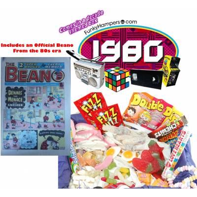 Beano 80s Sweets Box