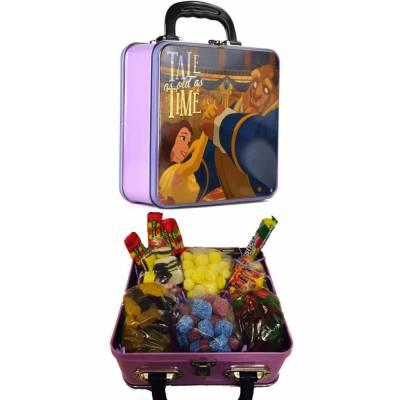 Beauty and the Beast Sweet Tin