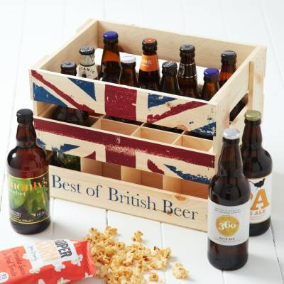 12 Best Of British Beers Crate