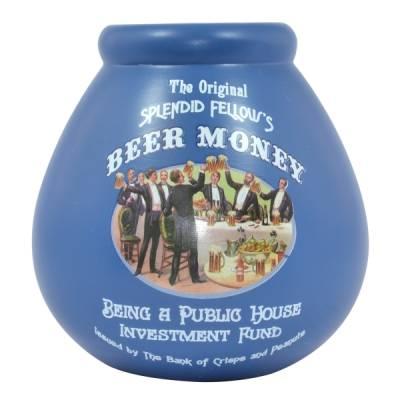 Beer Money Savings Bank - Beer Gifts