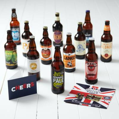 Seasonal Selection Beer Gift - Beer Gifts