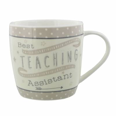 Best Teaching Assistant Mug - Teaching Gifts